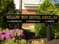 carved-sign-auburn-maine-willow-run-dental