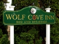 carved-sign-poland-maine-Wolf-Cove-Inn
