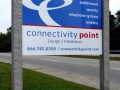 Conectivity Point Sign
