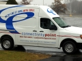 van-lettering-connectivity-point-Auburn-Maine