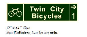 DOT Twin City Bicyles